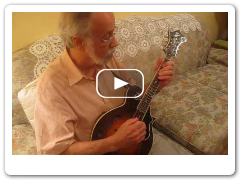 Bluegrass Mandolin - Left Hand Position - Roland White