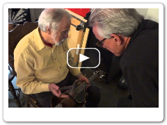 Roland White plays a real Lloyd Loar mandolin PART 2. 3 10 12