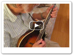 Soldier's Joy - Roland White, mandolin - Celebrating Bill Monroe's Birthday