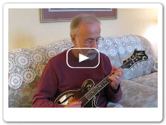 What Child Is This?   Roland White Mandolin Christmas music