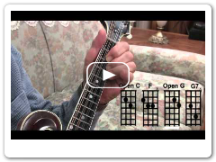Joy to the World easy mandolin chords by Roland White