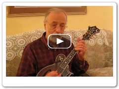 We Wish You A Merry Christmas - Roland White Mandolin Christmas Music