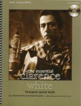 Clarence White Bluegrass Guitar Book/2 CD set
